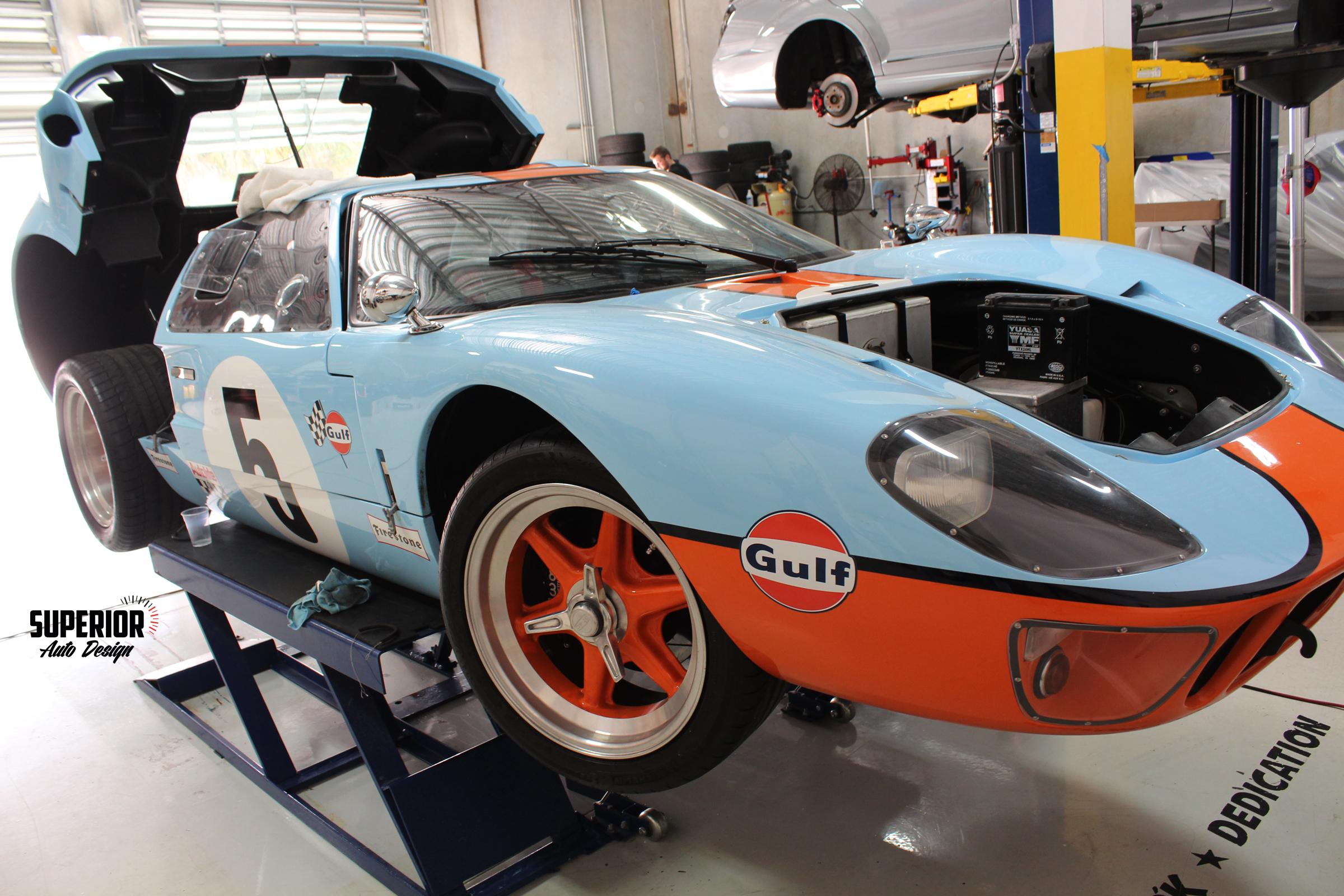 gt40 superior auto design