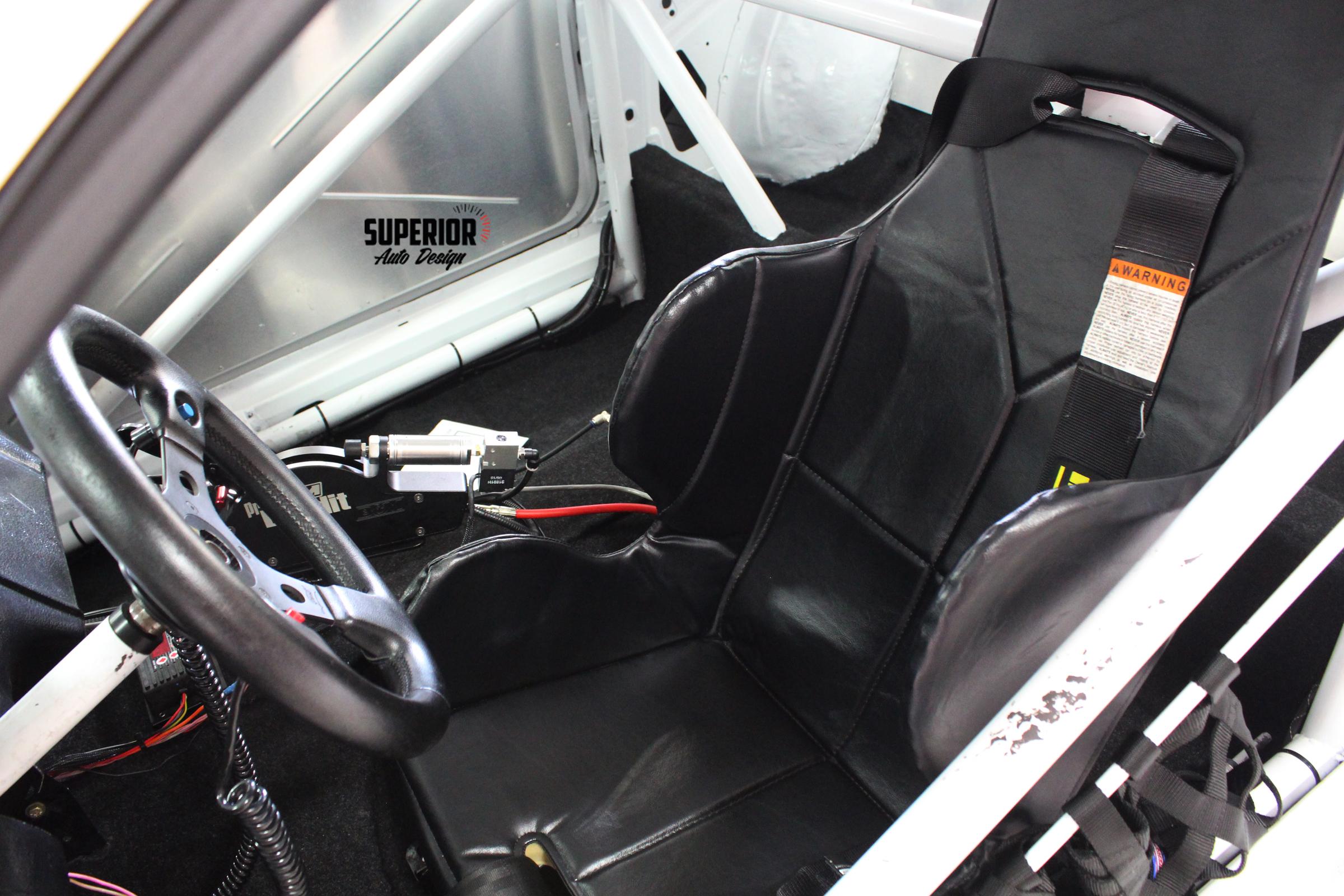 MUSTANG RACE CAR TWIN TURBO CARPET SUPERIOR AUTO DESIGN 9