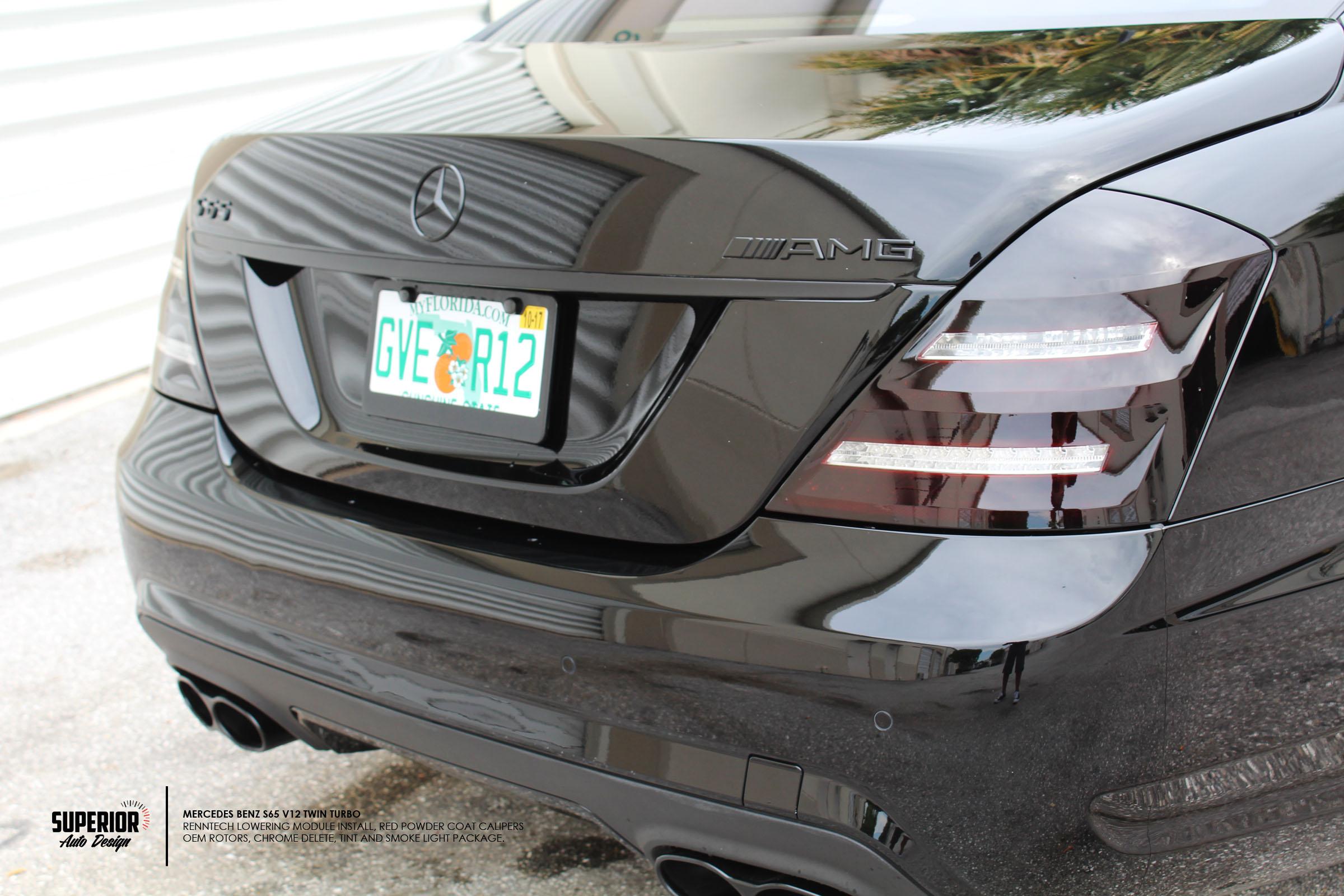 S65 POWDER COAT CALIPERS WRAP SUPERIOR AUTO DESIGN 12