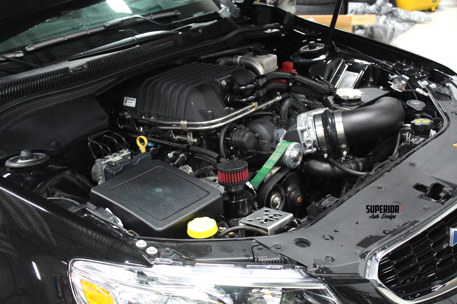 chevy ss supercharged superior auto design 1