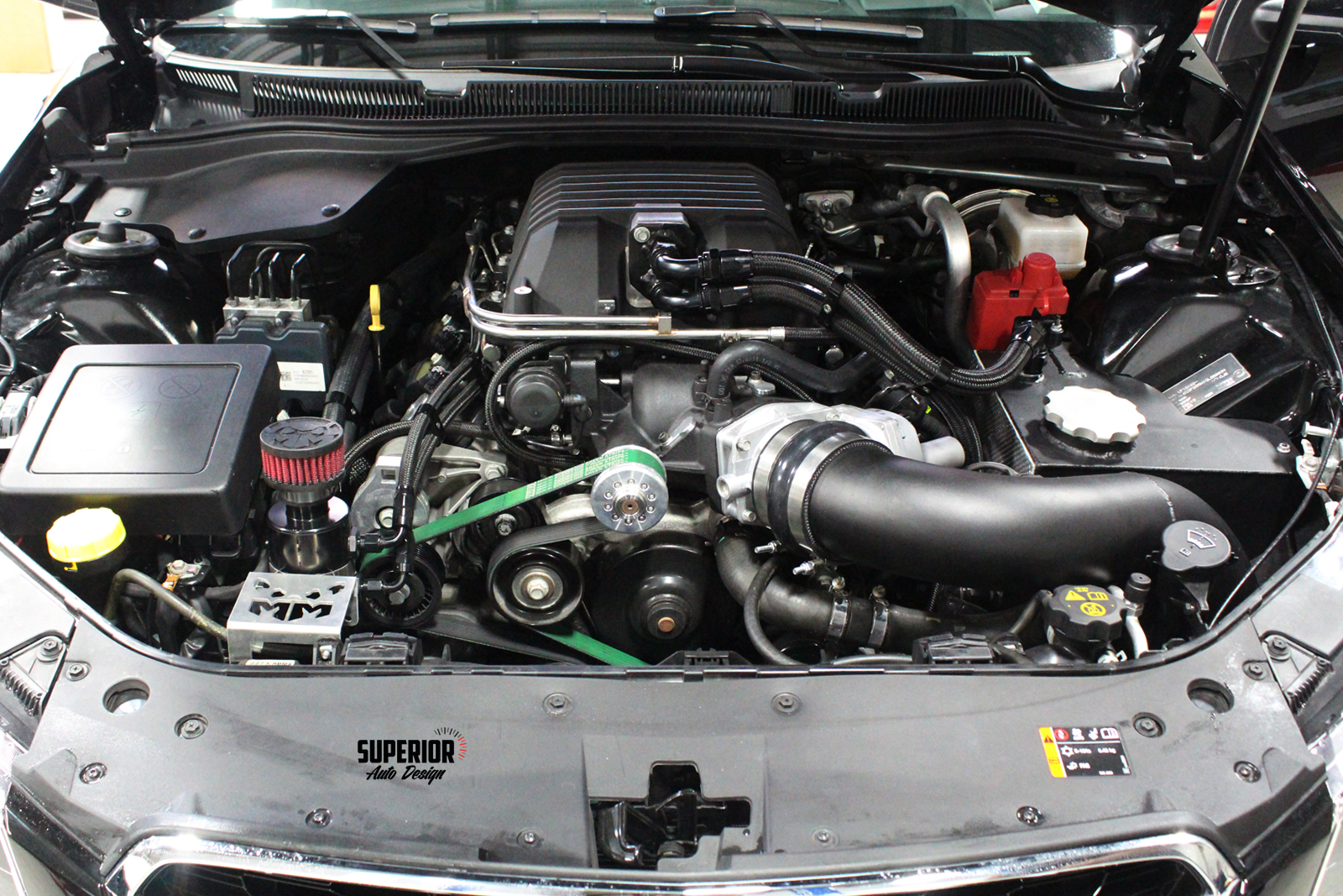 chevy ss supercharged superior auto design 2