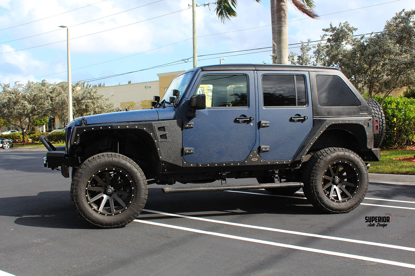 jeep wrangler lifted wrapped superior auto design 5