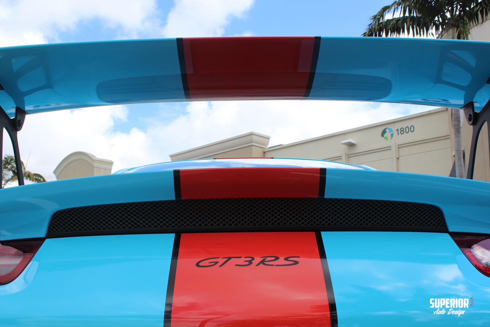 porsche gt3 rs gulf racing wrap superior auto design 18