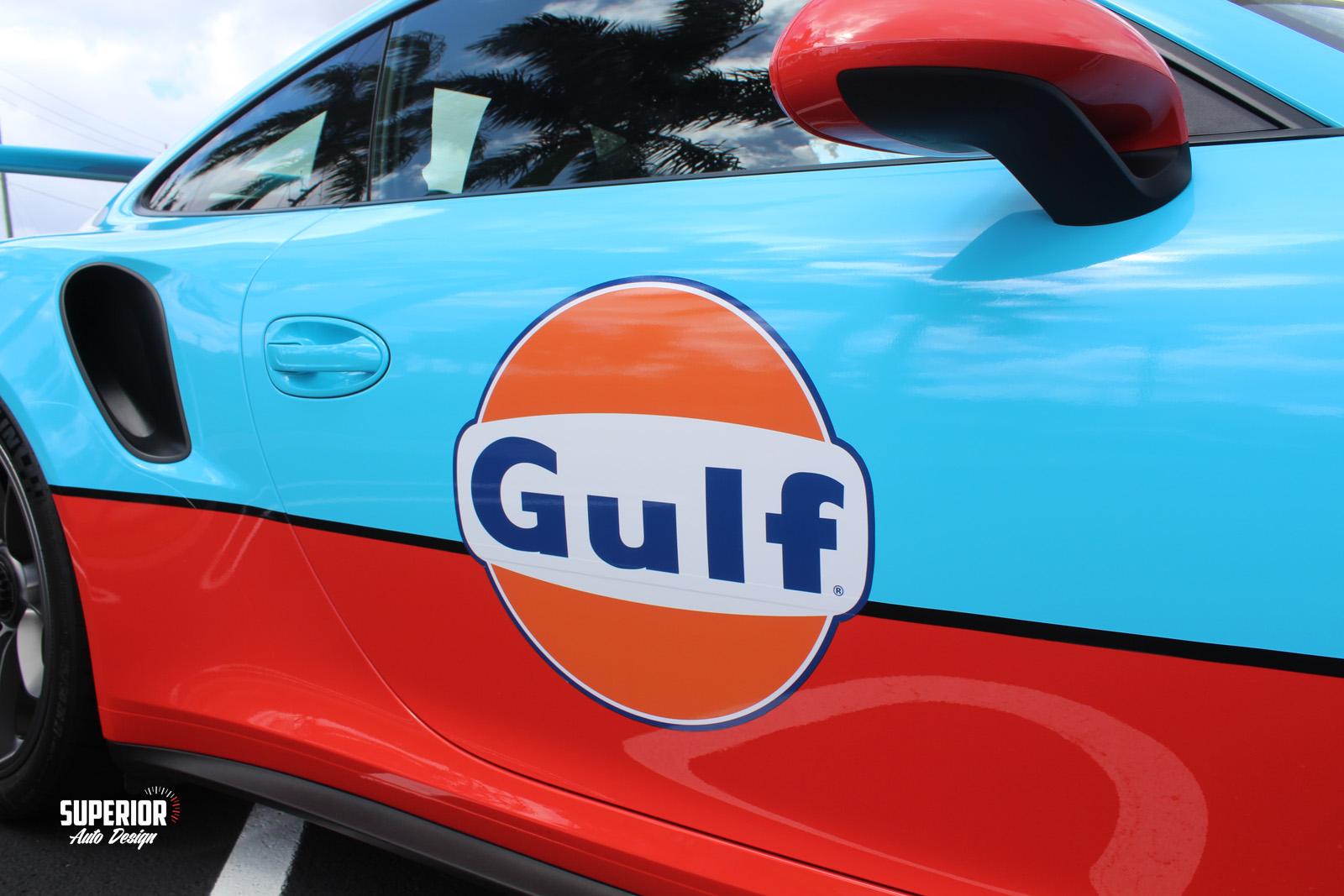 porsche gt3 rs gulf racing wrap superior auto design 3