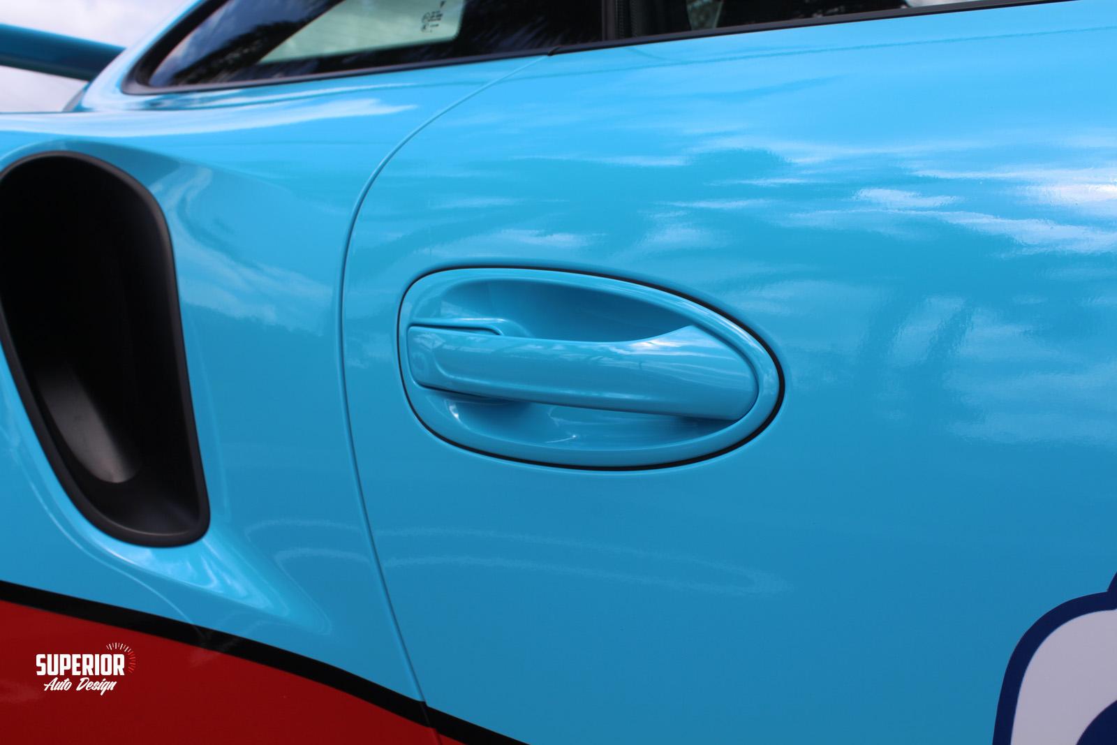 porsche gt3 rs gulf racing wrap superior auto design 4