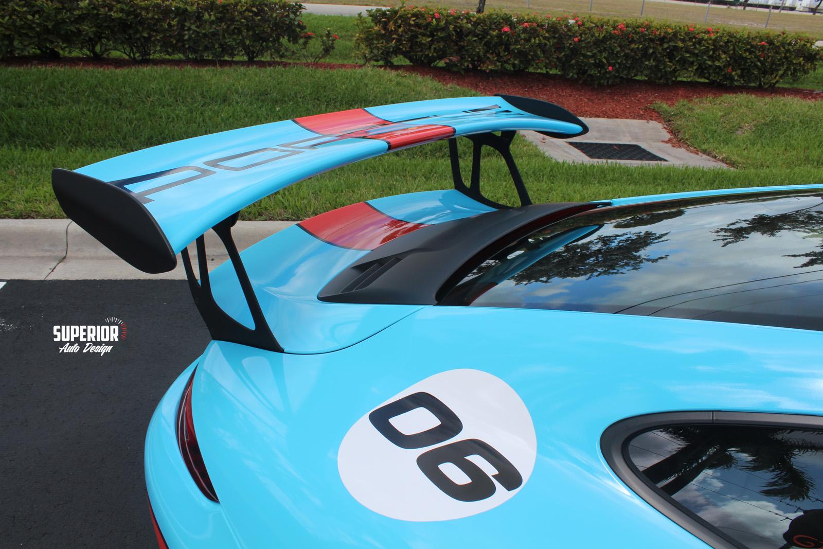 porsche gt3 rs gulf racing wrap superior auto design 6