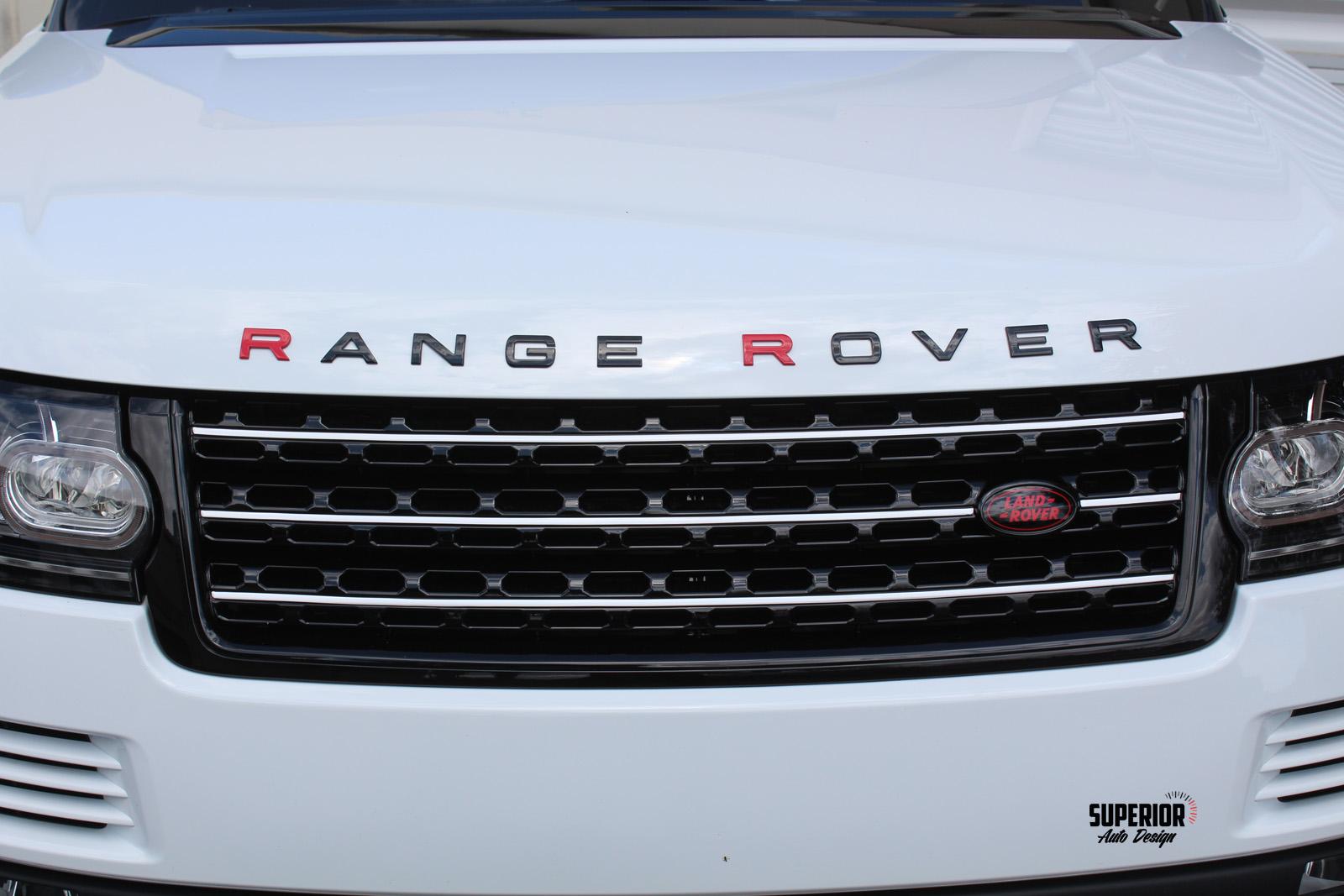 range rover custom paint car wrap superior auto design 11