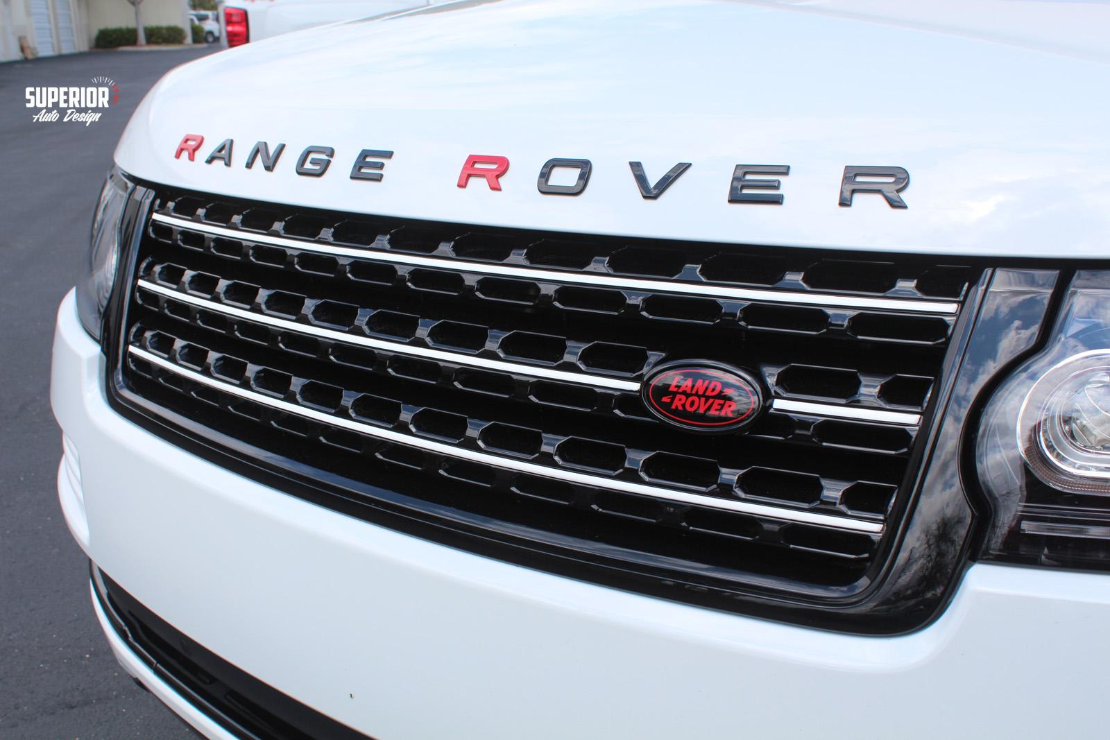 range rover custom paint car wrap superior auto design 12