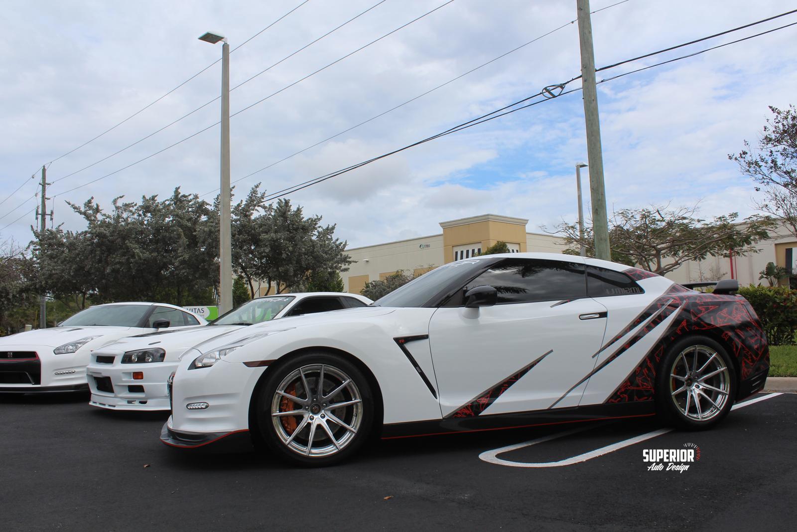 nissan skyline gtr trio superior auto design 5
