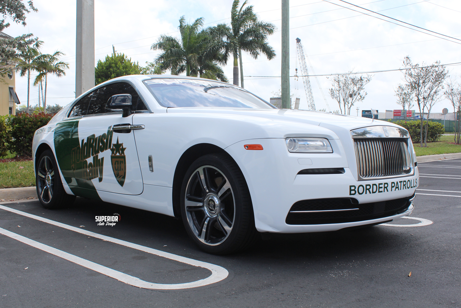 border patrolls rolls royce gold rush superior auto design 1
