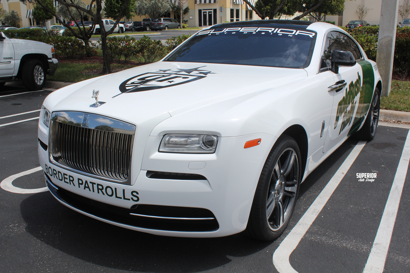 border patrolls rolls royce gold rush superior auto design 10