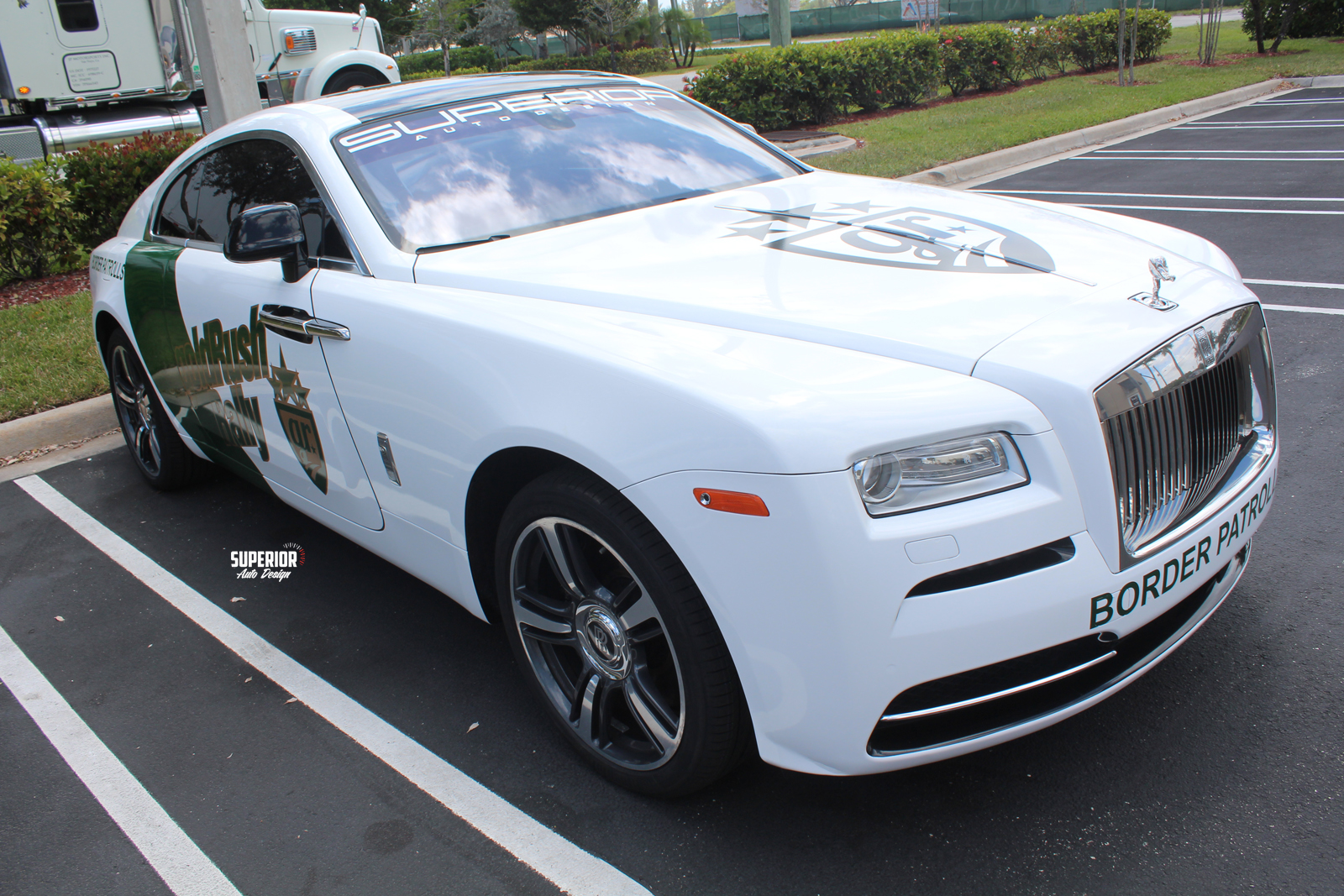 border patrolls rolls royce gold rush superior auto design 2