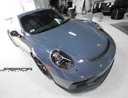 Porsche GT3 New Car Package!