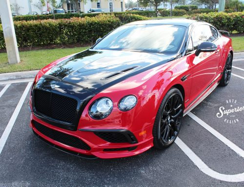 Bentley SuperSport Factory Two Tone