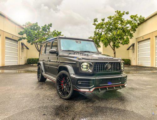 @SPJeweler 2020 Mercedes Benz G63
