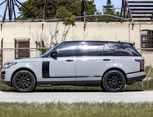 2014 Range Rover Supercharged Long Edition